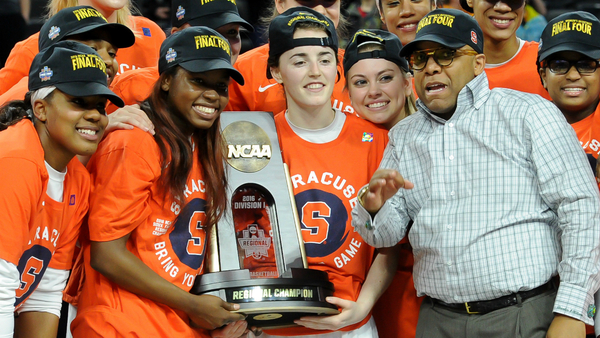 Syracuse Women's Basketball Team